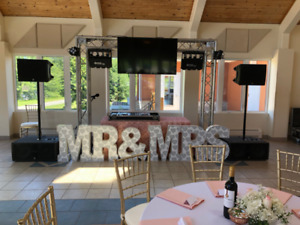 Wedding Video Dj Service & Decor