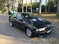 2003 BMW 530D Sport Auto Black £2495