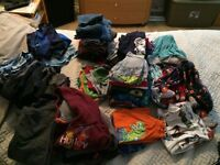 Size 4/5 Boys Clothing Lot