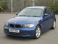 2007 BMW 1 Series 2.0 120d SE 5dr