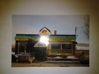 Restaurant for rent.Many possibilities with or without equipment