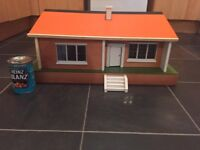 """Vintage wooden dolls house """"candy cottage"""" flat packed, build yourself"""