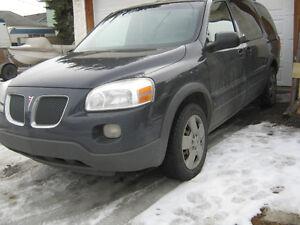 2008 pontiac montana motor