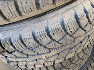 Winter Tires and All Season Tires for Sale (195 65 R15)