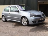 Renault sport Clio 172 only 66k