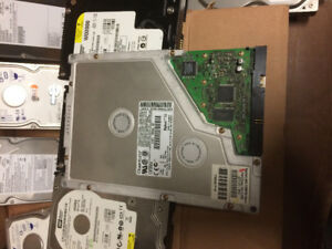 """IDE HARD DISK DRIVE 3.5"""" AND 5.25"""" FROM $25"""