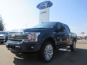 2018 Ford F-150 LIMITED NEW DEMO!