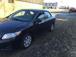 2009 Toyota Corolla Certified & warranty Sedan