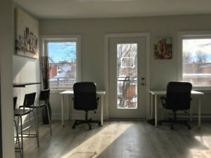 Armada Spaces - Downtown Ottawa Coworking / Office Space