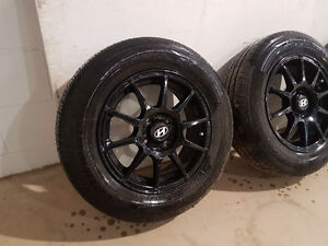 185/65R14 tires and rims
