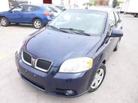 2009 Pontiac G3 Wave SE- FINANCE AUTO GARANTIE DISPO