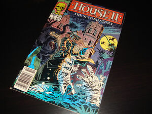 MARVEL COMICS-HOUSE 2-THE SECOND STORY-N.1-LIVRE/BOOK