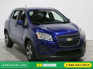 2013 Chevrolet Trax LS A/C MAGS BLUETOOTH