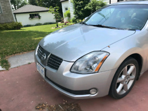 2004 Nissan Maxima low mileage
