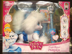 Palace Pets - Magic Dance Pumpkin