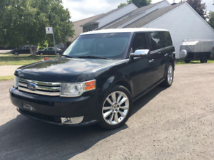 2010 Ford Flex Limited AWD, Cuir, Toit, 7 passagers