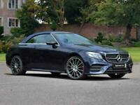 2020 Mercedes-Benz E CLASS DIESEL CABRIOLET E400d 4Matic AMG Line Premium Plus 2