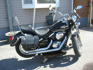 2002 Kawasaki Vulcan 800 (Parts Bike)