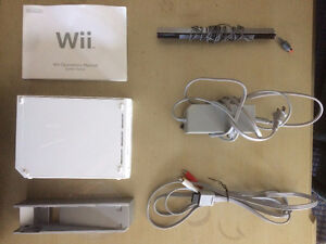 Nintendo Wii, 18 Games, No Controllers