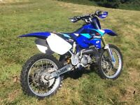 Yamaha yz 125 not kx ktm cr rm