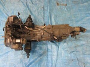 JDM Subaru Impreza Ej205 5 Speed Transmission TY755VB3AA 4.44