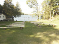 lakeside venue for rent