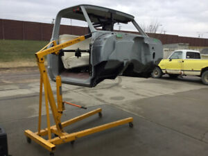 Classic Truck Cab and Box Removal