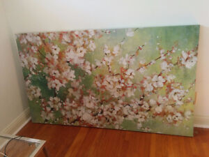 Large Homesense Canvas Painting