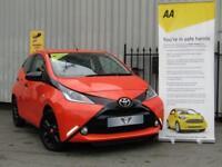 Toyota AYGO 1.0 VVT-I X-CITE 5 DOOR MANUAL PETROL 2014