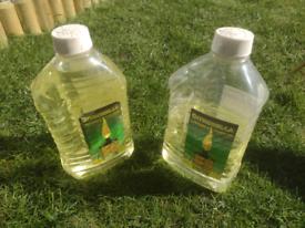 Lantern oil