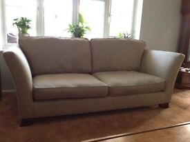 Excellent condition 4 seater sofa