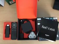 Amazon Firestick Loaded with Kodi for Sport, Movies, TV, Workout and International Channels