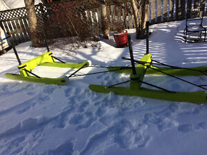 Bob sleds/ wood sleds/horse sleds for sale