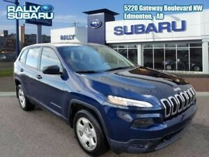 2018 Jeep Cherokee Sport  - Low Mileage