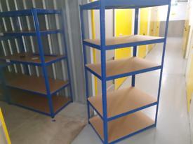 Shelving rack, racking
