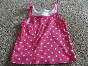 9 Girls size 5 tank tops and t-shirts Kitchener / Waterloo Kitchener Area image 4