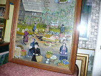 """original oil painting   18"""" x 23 1/4"""""""