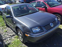 2007 CITY JETTA 2.0 AUTO SELLING FOR 3500$@902-293-6969