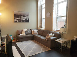 New  High End One Bedroom Apartment Downtown Woodstock  for July