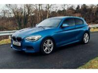 2013 BMW 1 Series 120d M Sport 3 door 3 Door Sports Hatch Diesel Manual