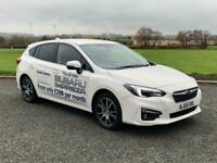 2018 Subaru Impreza 1.6 I SE Hatchback PETROL Manual