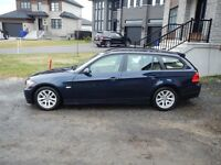 BMW 325 xi touring (awd)
