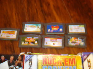 Lot of 10 Gameboy Advance Games $20 for all Edmonton Edmonton Area image 2