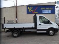 Ford Transit 350 MWB Drw Tipper 125 2.2 Manual Diesel