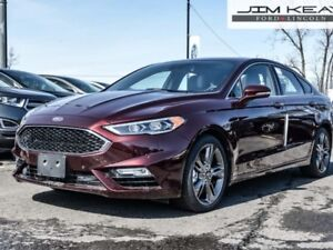 2017 Ford Fusion Sport  - Leather Seats -  Bluetooth - $138.52 /