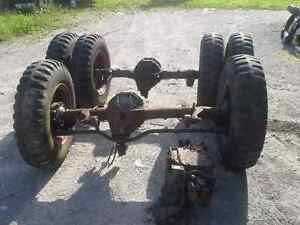 Military axles Kawartha Lakes Peterborough Area image 2