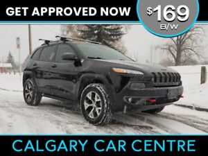 2015 Cherokee $169B/W TEXT US FOR EASY FINANCING! 587-582-2859