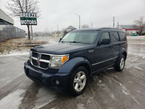 2008 Dodge Nitro SLT / 4 × 4 / V. good condition