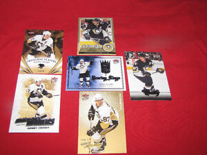6 different Sidney Crosby cards*