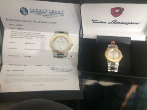 Lamborghini Watch, New never worn
